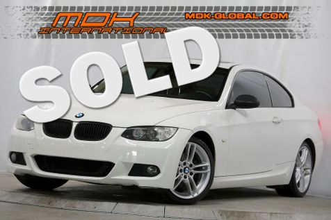 2008 BMW 328i - Coupe - Manual - M wheels in Los Angeles