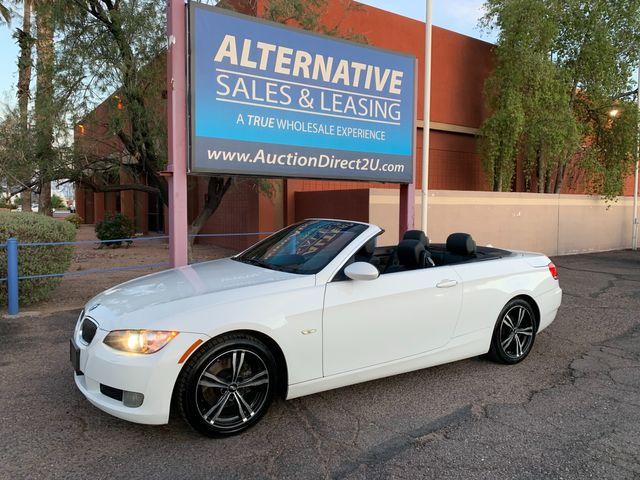 2008 BMW 328i CONVERTIBLE 3 MONTH/3,000 MILE NATIONAL POWERTRAIN WARRANTY