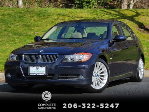 2008 BMW 328i Local History Premium Moonroof Heated Seats NICE!  in Seattle