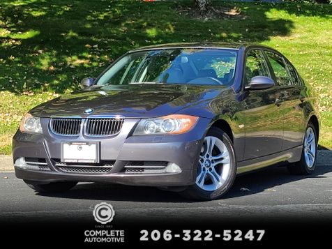 2008 BMW 328xi All Wheel Drive  Local 2 Owner Premium Cold Weather Xenons Nice!  in Seattle