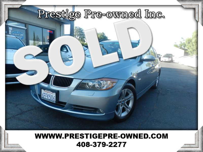2008 BMW 328xi ((**AWD//PANORAMIC MOONROOF**))  in Campbell CA