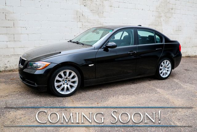 2008 BMW 328xi xDrive AWD with Sport Pkg, Heated Seats, Moonroof, Xenons & Hi-Fi Audio Pkg in Eau Claire, Wisconsin 54703