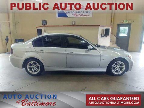 2008 BMW 328xi    JOPPA, MD   Auto Auction of Baltimore  in JOPPA, MD