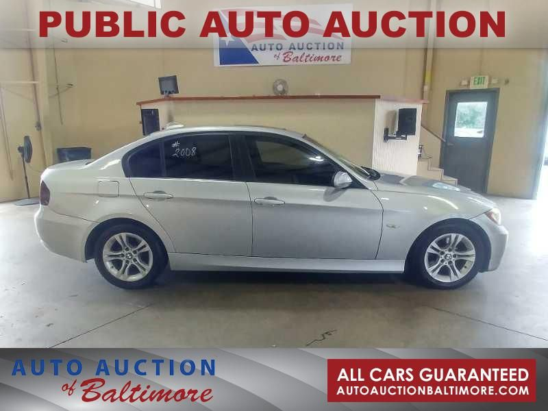 2008 BMW 328xi    JOPPA, MD   Auto Auction of Baltimore  in JOPPA MD