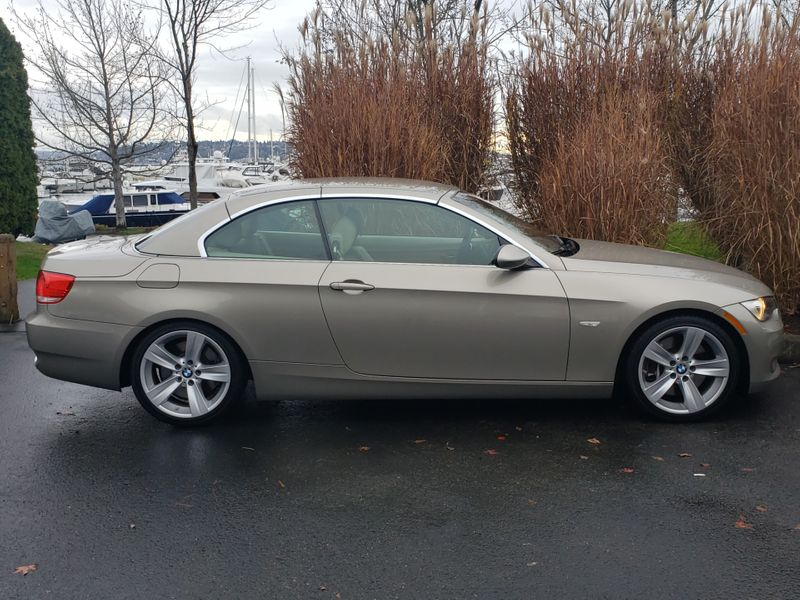 2008 BMW 335i Convertible 22000 Miles Local 1 Owner Sport Package Like New  city Washington  Complete Automotive  in Seattle, Washington