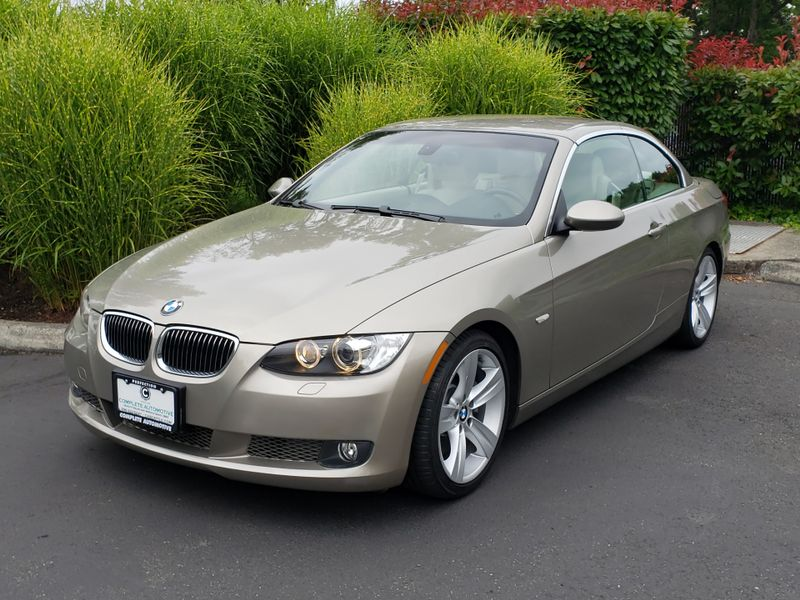 2008 BMW 335i Convertible Sport Cold Weather Premium Packages Local 1 Owner  city Washington  Complete Automotive  in Seattle, Washington