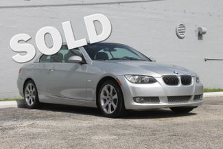 2008 BMW 335i Convertible Hollywood, Florida