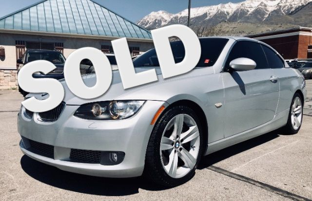 2008 BMW 335i 335i Convertible LINDON, UT 0