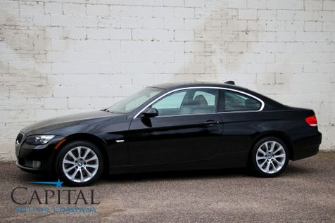 2008 BMW 335xi xDrive AWD Turbo Coupe w/Sport Pkg, Heated Seats, Moonroof, Xenons & Gorgeous Interior in Eau Claire