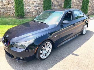 2008 Bmw-Local Trade!! Showroom Condition! 5-Series-LOADED 550i in Knoxville, Tennessee 37920