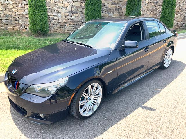 2008 Bmw-Local Trade!! Showroom Condition! 5-Series-LOADED 550i