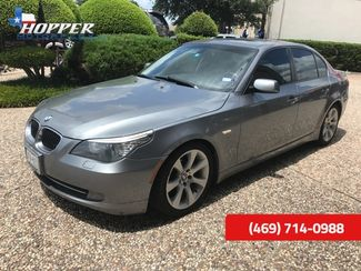 2008 BMW 5 Series 535i  in McKinney Texas, 75070