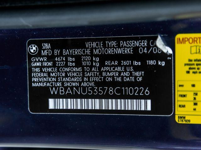 2008 BMW 528i Burbank, CA 26