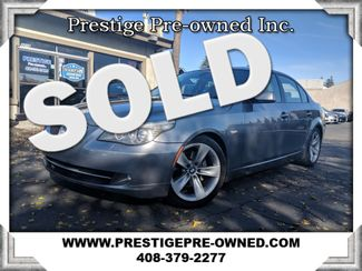 2008 BMW 528i ((**NAVIGATION/PREMIUM/SPORT/HEATED SEATS**))  in Campbell CA