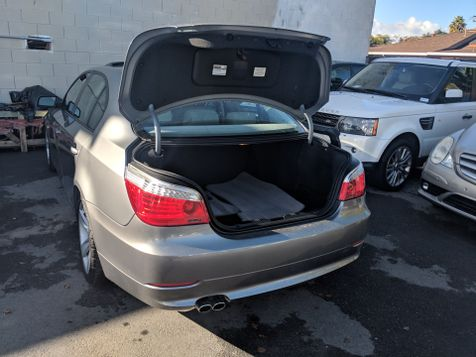 2008 BMW 528i ((**NAVIGATION/PREMIUM/SPORT/HEATED SEATS**))  in Campbell, CA