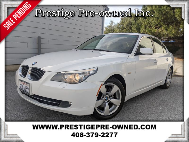 2008 BMW 528i   in Campbell CA