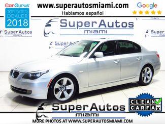 2008 BMW 528i Premium Package in Doral, FL 33166