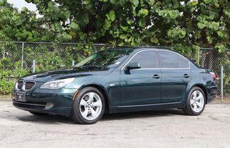 2008 BMW 528i Hollywood, Florida 8