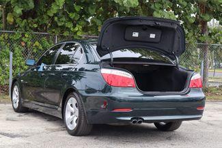 2008 BMW 528i Hollywood, Florida 30