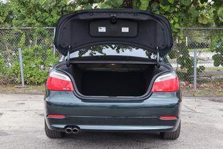 2008 BMW 528i Hollywood, Florida 31