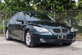 2008 BMW 528i Hollywood, Florida 1
