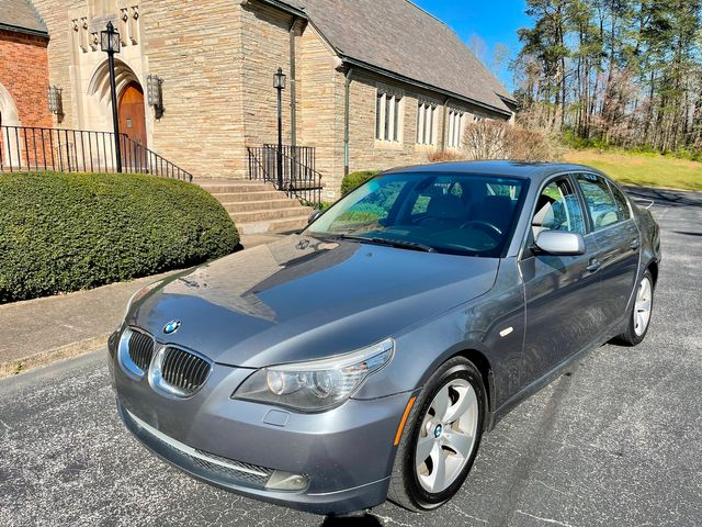 2008 Bmw-Showroom Condition! Loaded With Leather! 528i-LOW MILES BHPH OFFERED