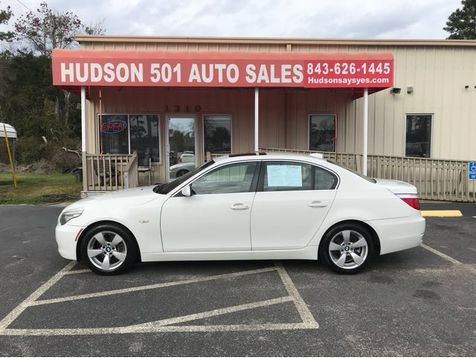 2008 BMW 528i 528i | Myrtle Beach, South Carolina | Hudson Auto Sales in Myrtle Beach, South Carolina