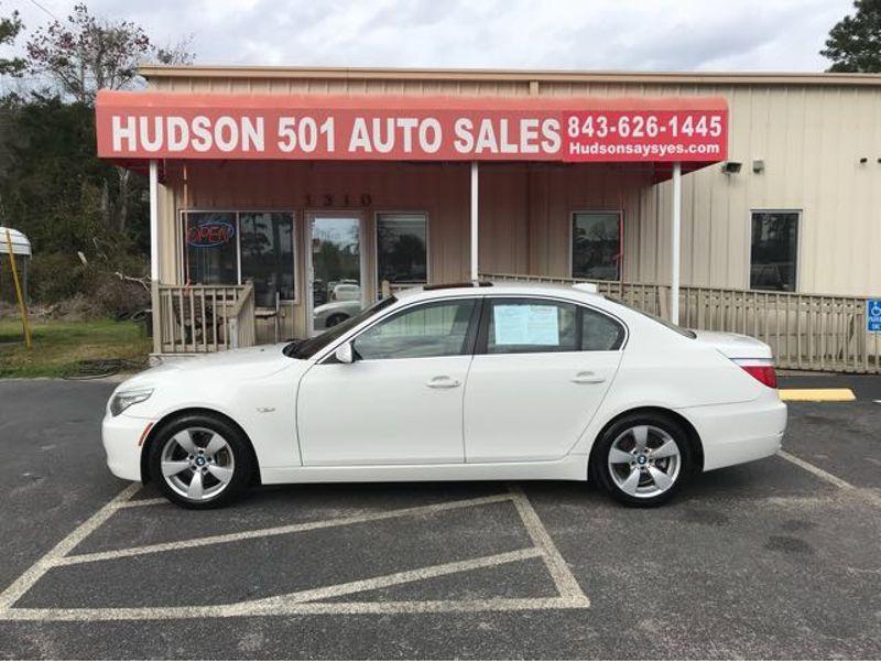 2008 BMW 528i 528i | Myrtle Beach, South Carolina | Hudson Auto Sales in Myrtle Beach South Carolina