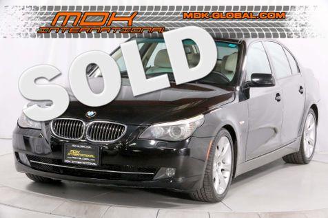 2008 BMW 535i - Sport - Navigation - Comfort seats in Los Angeles