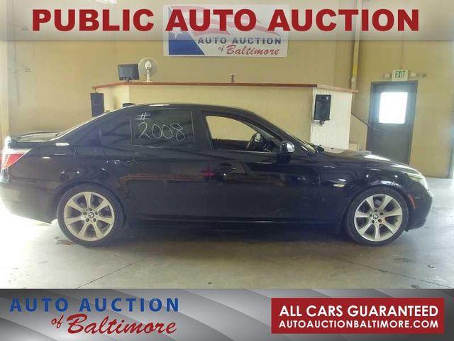 2008 BMW 535i  | JOPPA, MD | Auto Auction of Baltimore  in Joppa MD