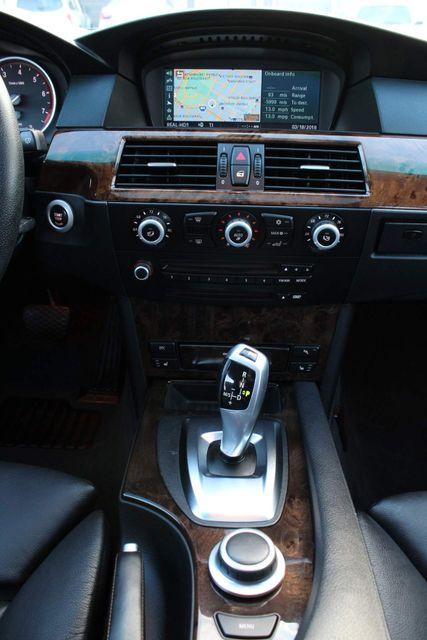 2008 BMW 535xi AUTOMATIC NAVIGATION PARKING SENSORS SERVICE