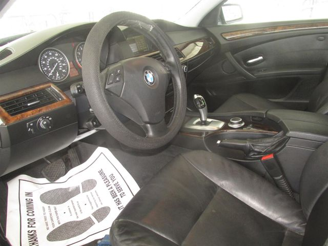 2008 BMW 535xi Gardena, California 4