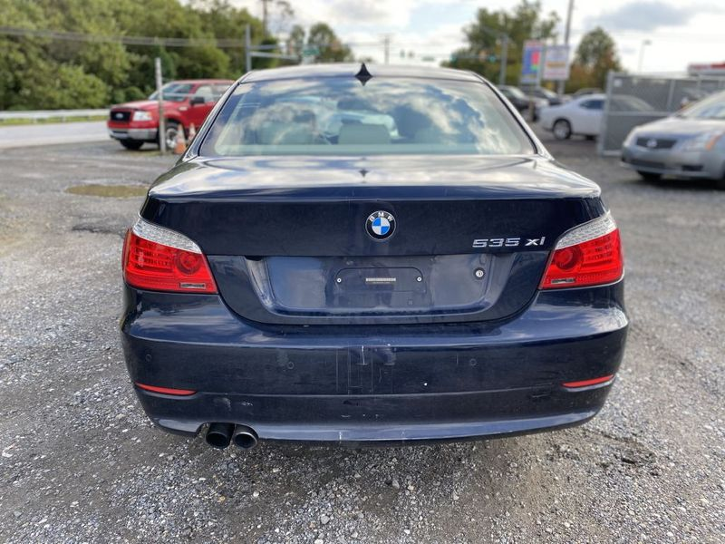 2008 BMW 535xi XI  city MD  South County Public Auto Auction  in Harwood, MD