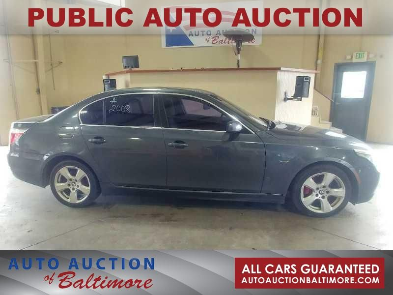 2008 BMW 535xi  | JOPPA, MD | Auto Auction of Baltimore  in JOPPA MD