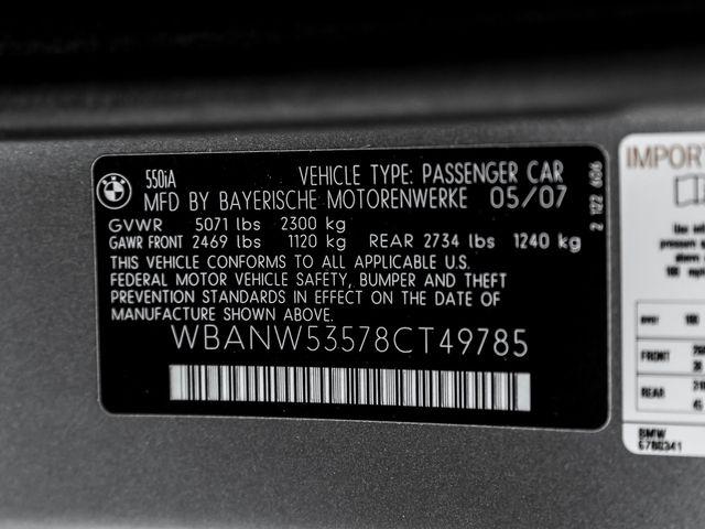 2008 BMW 550i Burbank, CA 29