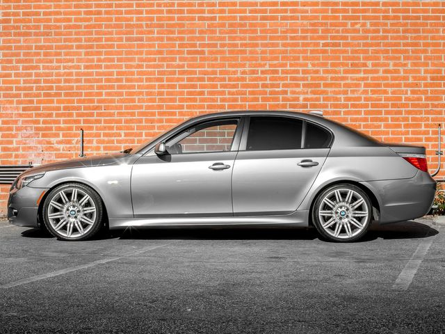 2008 BMW 550i Burbank, CA 4