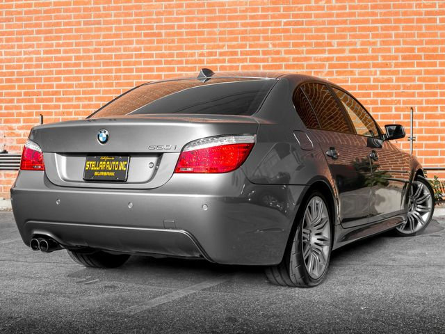 2008 BMW 550i Burbank, CA 5