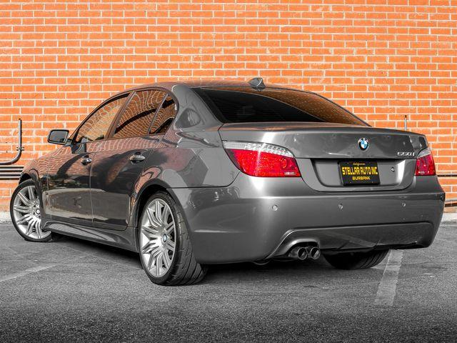 2008 BMW 550i Burbank, CA 6
