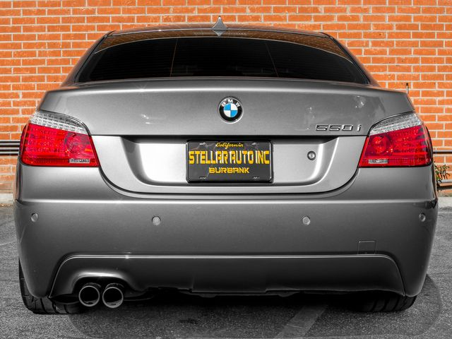 2008 BMW 550i Burbank, CA 7