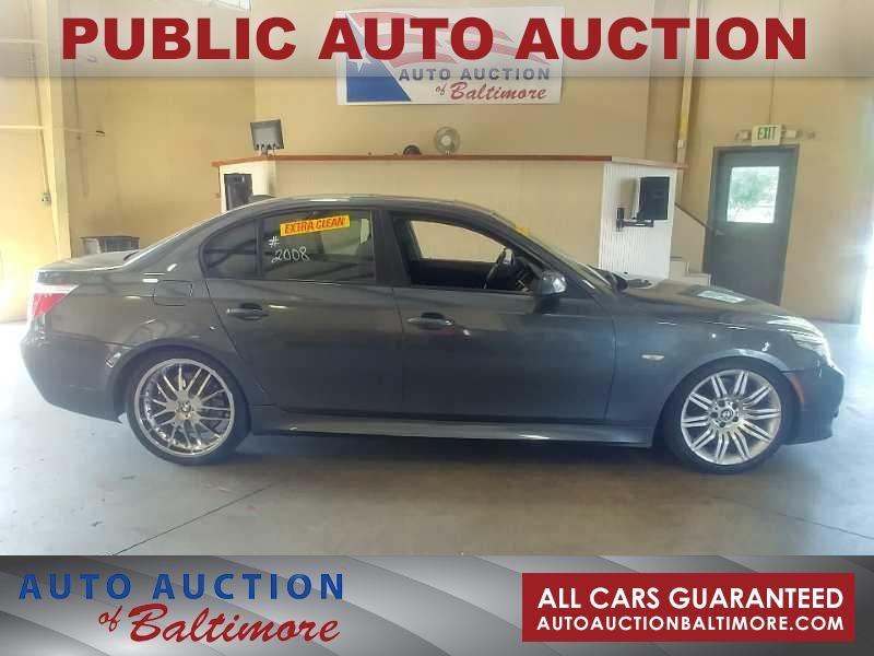 2008 BMW 550i  | JOPPA, MD | Auto Auction of Baltimore  in JOPPA MD