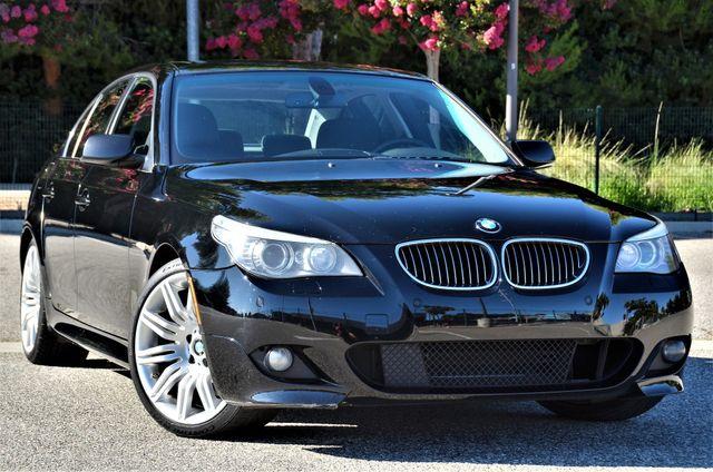 2008 BMW 550i M SPORT