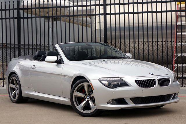 2008 BMW 6-Series 650i* Sport Pkg* Convertible* NAV***   Plano, TX   Carrick's Autos in Plano TX