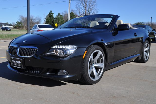2008 BMW 650i in Bettendorf, Iowa 52722
