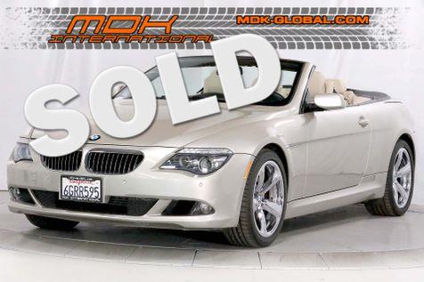 2008 BMW 650i - Sport pkg - Only 41K miles in Los Angeles