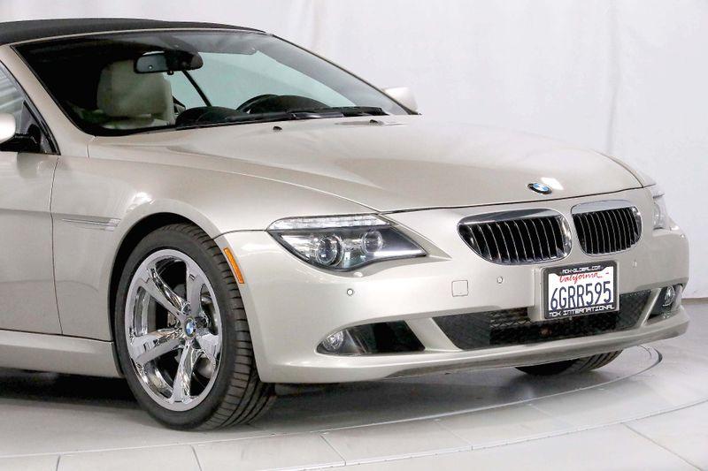 2008 BMW 650i - Sport pkg - Only 41K miles  city California  MDK International  in Los Angeles, California