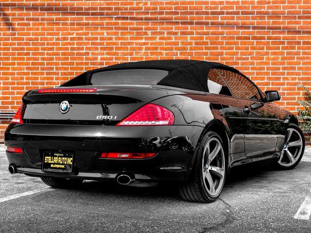 2008 BMW 650i Burbank, CA 5