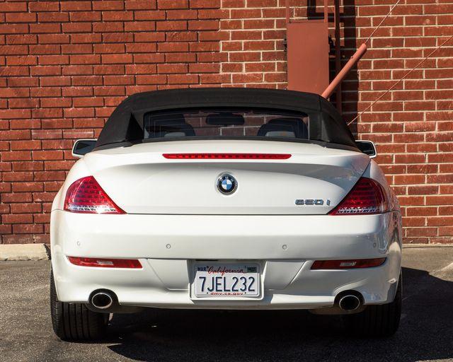 2008 BMW 650i Burbank, CA 6