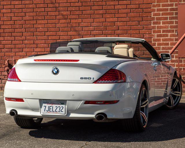 2008 BMW 650i Burbank, CA 8