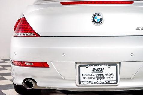 2008 BMW 650i 650i Coupe in Dallas, TX