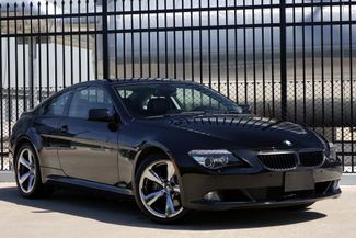 2008 BMW 650i Leather* Sunroof* BU Cam* EZ Finance** | Plano, TX | Carrick's Autos in Plano TX